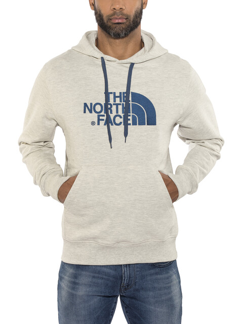 The North Face Light Drew Peak Pullover Hoodie Men TNF Oatmeal Heather